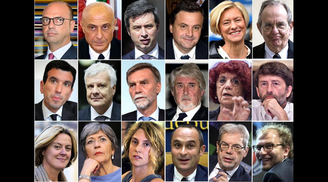 Facce di bronzo il blog di raffaele pengue for Gruppi politici italiani