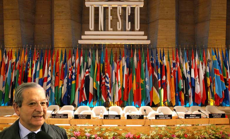 Non c'è Unesco senza Floriano
