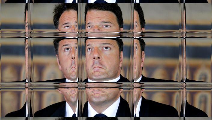 La falsa guerra alle fake news di Matteo Renzi