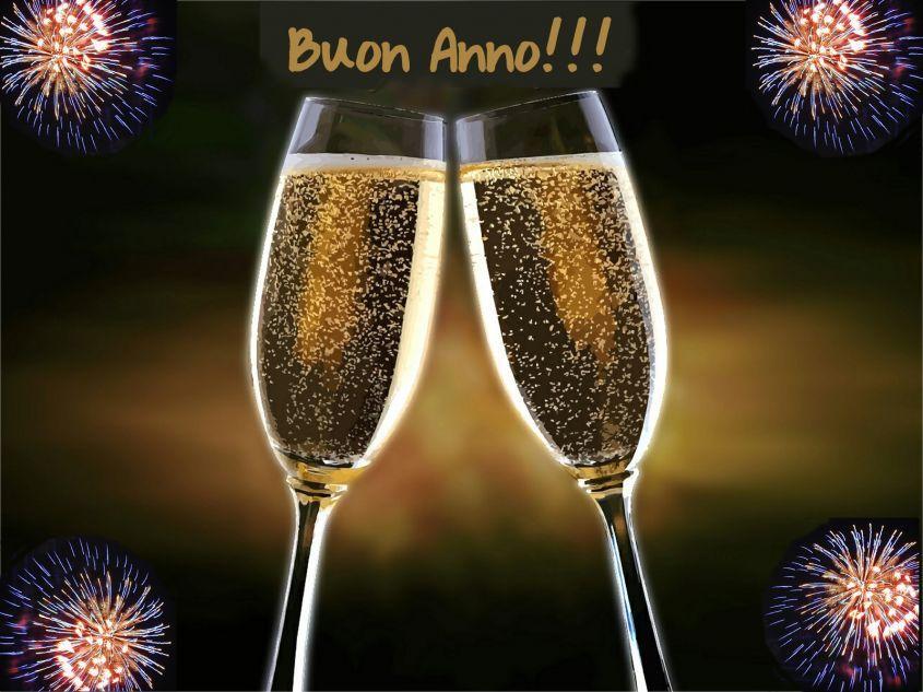 Buon Anno a tutti noi