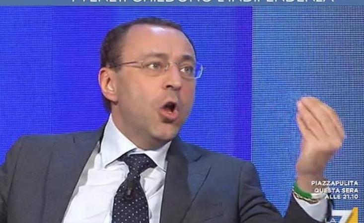 """Ma quale morale, oggi la sublime parola per la politica italiana è """"inciucio"""""""