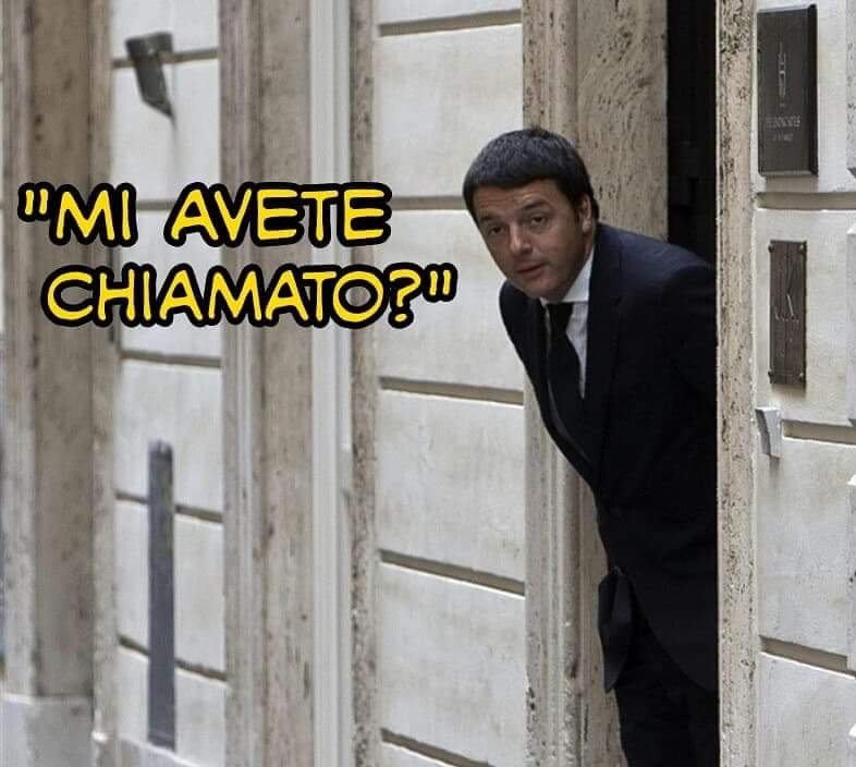 Quel virus chiamato Matteo Renzi