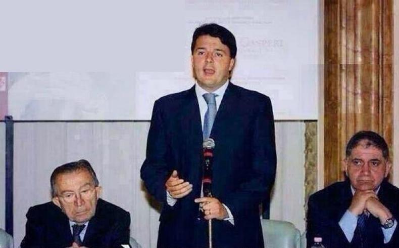 Matteo Renzi, un vuoto perfetto da riempire