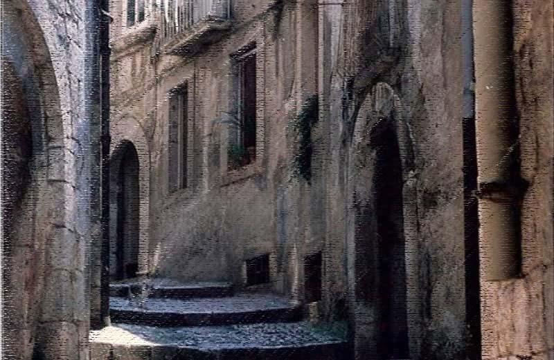 """Guardia Sanframondi: il """"borgo baciato dai belli"""""""